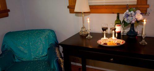 Blue Moon Room - Sitting Area