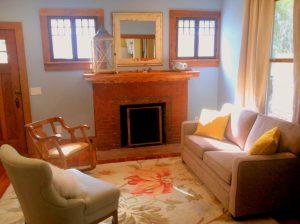 Nora Belle's - Living Room