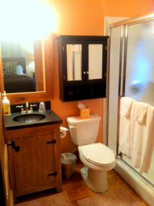Nora Belle's - Rosa's Bathroom
