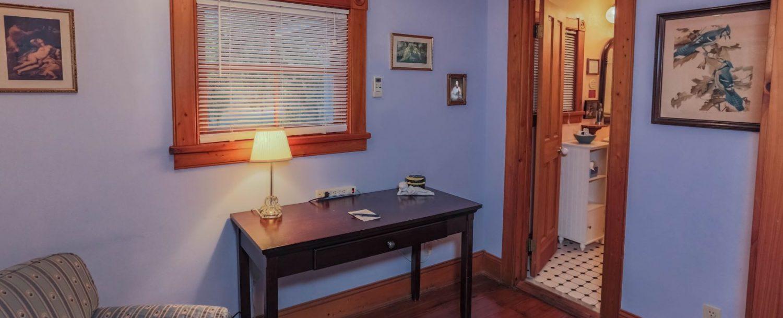 Blue Moon Desk
