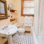 bathroom in Heirloom Suite