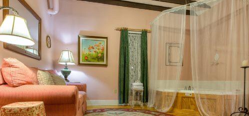 Honeymoon Cottage Sitting Room