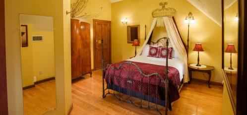Isadora Bedroom