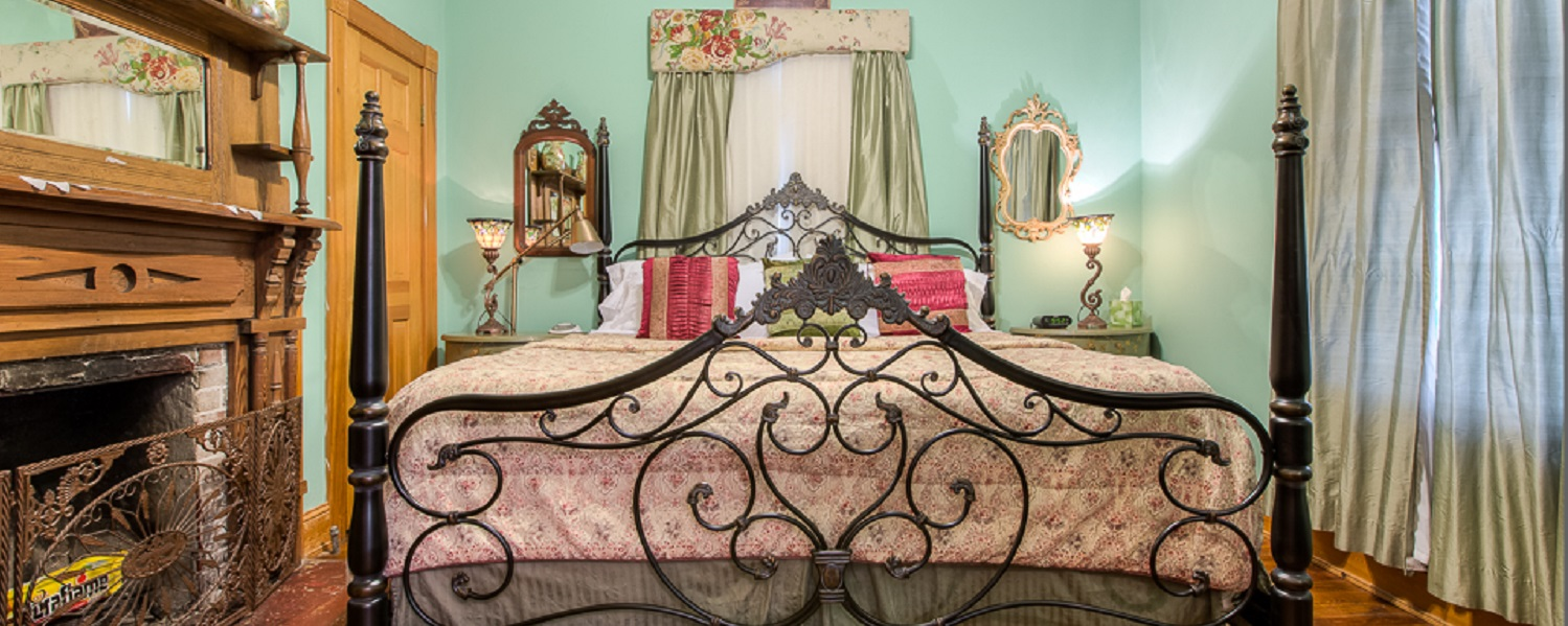 Lilly's Cottage Bedroom