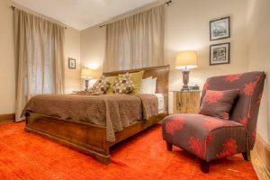 Nora Belles Cottage Bedroom