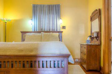 Sarah's Cottage Bedroom