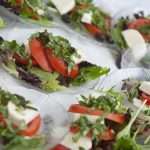 Dinner Catering Caprese Salad