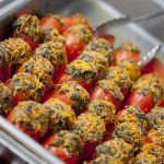 Dinner Catering Stuffed Tomatoes
