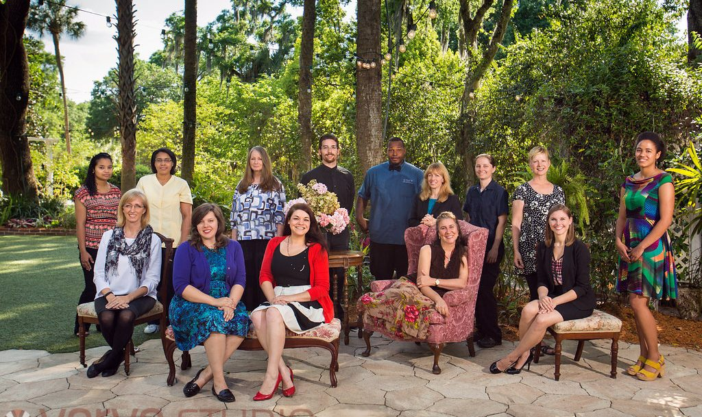 Sweetwater Branch Staff