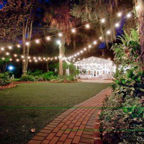 Sweetwater Branch Inn Garden Wedding