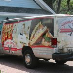 Sweetwater Catering Van
