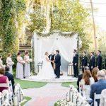 Sweetwater Branch Inn Colonnade Wedding
