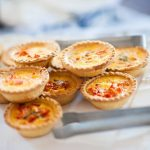 Sweetwater Catering Co Mini Quiche
