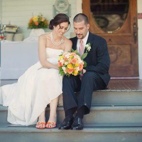 Sweetwater Branch Inn McKenzie House Wedding