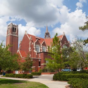 visiting the University of Florida