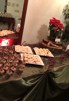Christmas Catering by Sweetwater