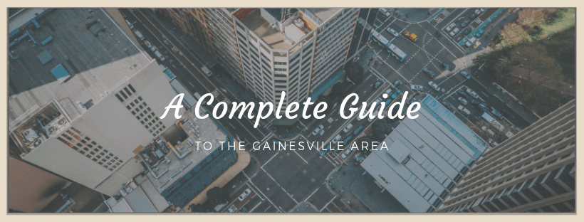 Guide to Gainesville button