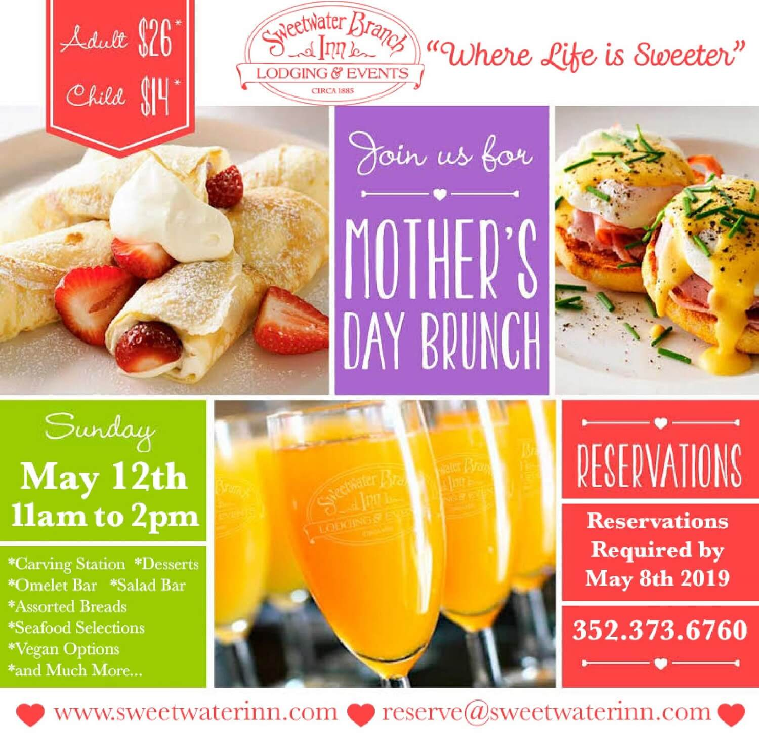 Mother s Day Brunch Ad 2019