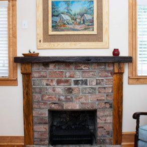 Cross Creek Fireplace