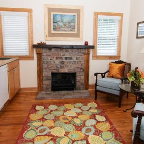 Cross Creek Kitchen and Fireplace