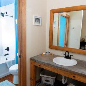 Pleasant Place Bathroom