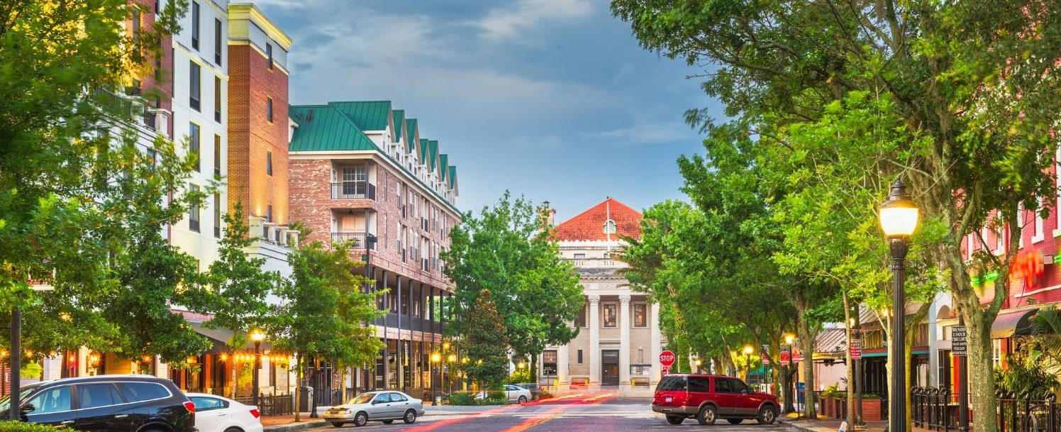Gainesville downtown   Florida Staycation