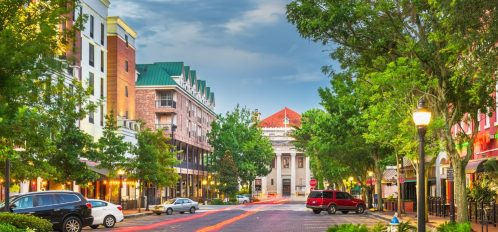 Gainesville downtown | Florida Staycation
