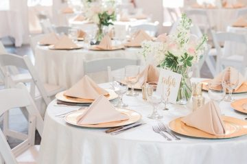 Table Scape at Sweetwater Branch Inn wedding