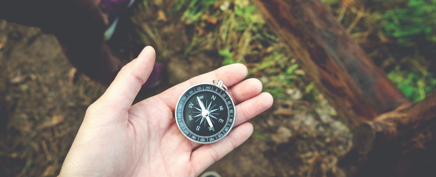 hiking compass | Nature in Gainesville, FL